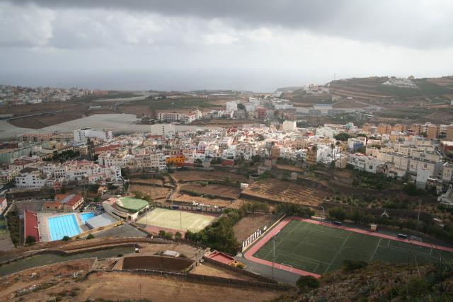 Uno de los retos es el crecimiento de la ciudad hacia los barrancos y su conexión con el espacio deportivo y educativo