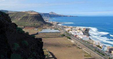 El tramo Bañaderos-El Pagador: como la espuma de un río