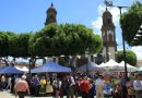 La Ciudad de Guía acogió este domingo la celebración de la primera parte de la Fiesta del Queso