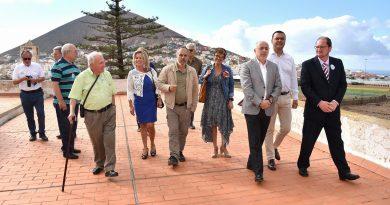 """Nota de la plataforma """" Salvar el centro Salesiano"""" sobre la visita del presidente del Cabildo"""