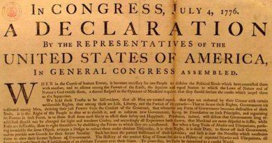 """""""Nacido el 4 de Julio"""". La Independencia de Estados Unidos. La ayuda española"""