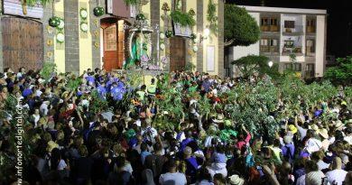 Así fue la Rama de las Marías 2017 (fotos y vídeo)