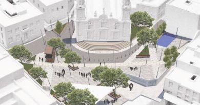 La propuesta 'La Plaza Nueva', de MOSA Arquitectos, resultó ganadora del Concurso de Ideas de Guía