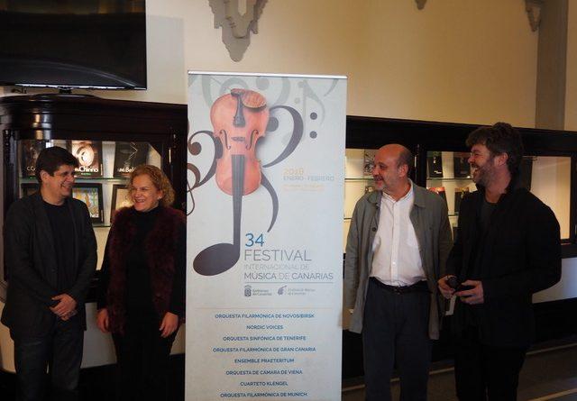 La Filarmónica de Múnich, Pablo Heras-Casado y Javier Perianes ponen el broche de oro al 34ª Festival de Música
