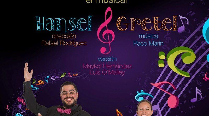 El espectáculo musical 'Hansel y Gretel' llega este sábado a Guía en la víspera de los Reyes Magos