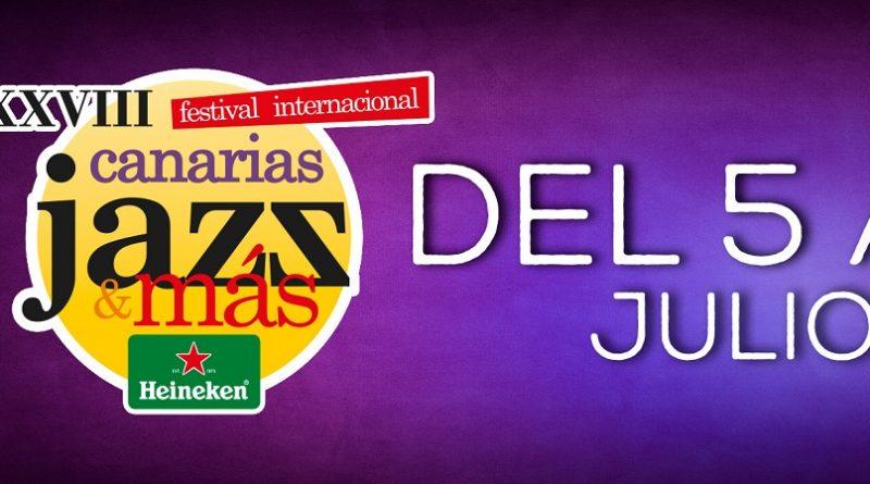 Presentado el programa del Festival Internacional Canarias Jazz & Más Heineken