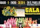 Gala de presentación de la murga Los Chismosos