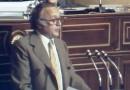 """El ministro Ricardo de la Cierva fue """"mantenedor"""" de las Fiestas de 1980"""