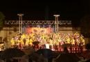Baile de piñata, Cabalgata infantil y Concurso de murgas en el Carnaval de Guía