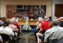 Pedro González-Sosa presentó el libro sobre Sancho de Vargas