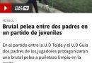 DH Juvenil. El Guía remonta al Telde en un partido marcado por lo antideportivo