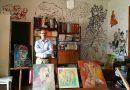 Eugenio Aguiar, un apasionado de la pintura