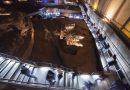 Un total de 75 personas participan este viernes en los dos recorridos nocturnos programados en la Cueva Pintada