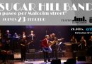 Sugar Hill Band inicia la celebración de su 20 aniversario con un concierto en el Teatro Guiniguada