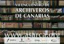 Guía, sede del VII Encuentro de Archiveros de Canarias