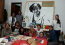 Este sábado se realizará un mural colectivo en homenaje a Pepita Medina en la Casa-Museo Antonio Padrón de Gáldar