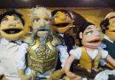 Bolina lleva al Guiniguada sus increíbles títeres para animar a los niños 'A leer el Quijote'