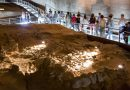 Setenta personas participan en las últimas visitas de la temporada de la actividad 'Cueva Pintada en la Noche'