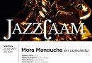 El grupo Mora Manouche protagoniza el nuevo concierto del ciclo 'JAZZCAAM'