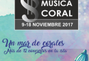 Concierto de la II Semana Canaria de Música Coral, en el Campus del Obelisco de la ULPGC