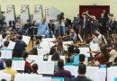 La Joven Orquesta de Canarias ultima los preparativos para su concierto de Año Nuevo en las Islas