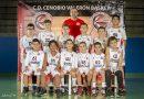 Presentación oficial del club Cenobio Valerón Baloncesto Guía 2017-18