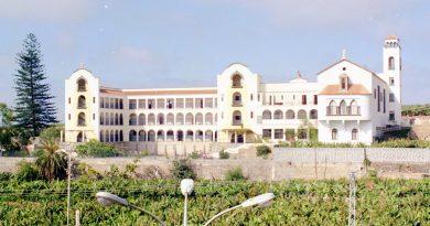 El antiguo Colegio de Los Salesianos se transforma en plató cinematográfico