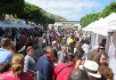 La Fiesta del Queso propicia unas ventas que alcanzaron los 1.000 kilos; la segunda parte, el próximo domingo en Montaña Alta