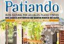 """Guía acoge este domingo """"Patiando"""", una Ruta Cultural por las calles y patios de algunas de las casas más singulares"""