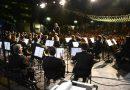 La Banda de Música, Cristina Ramos y 'Los 600' llenaron de ritmo la Plaza Grande