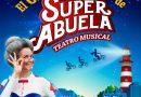 El Teatro Pérez Galdós estrena 'El gran secreto de Súper Abuela'