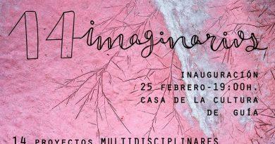 La Casa de la Cultura acoge la exposición fotográfica '14 IMAGINARIOS'