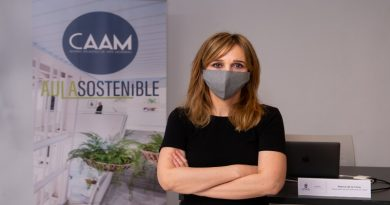 Arrancan en el CAAM las II Jornadas del Aula Sostenible, que seguirán en Guía y La Aldea