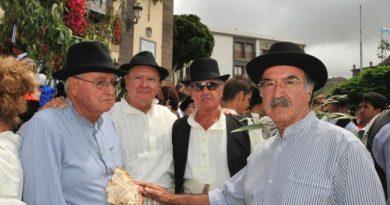 Hoy más que nunca se oyen las caracolas de la Fiesta de las Marías | DEP Luis Miguel Arencibia León