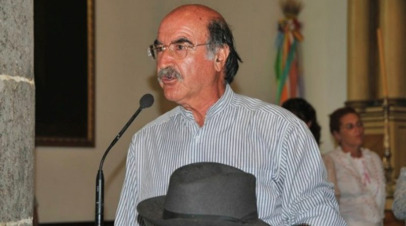 La Fiesta de Las Marías rinde tributo a Luis Miguel Arencibia