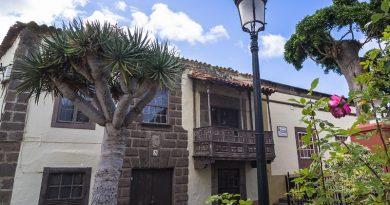 Guía Se Respeta aplaude la decisión del Ayuntamiento de restaurar el balcón de la Casa Quintana